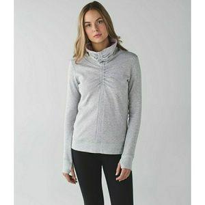 Lululemon In A Cinch Pullover Sweatshirt